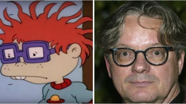 8 personajes de las caricaturas que no sabías que son basados en personas reales