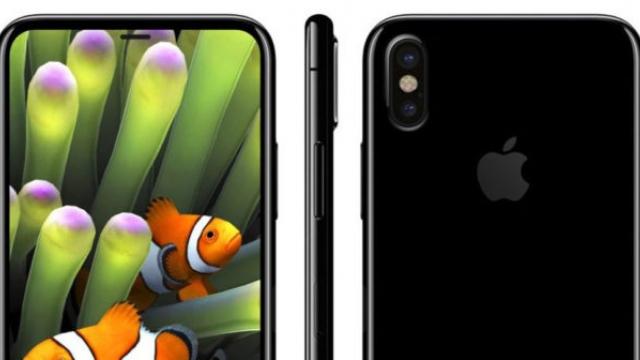 El iPhone nuevo 8 ya está aquí.